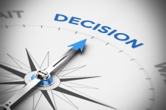 Decision Making Concept